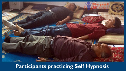 Self Hypnosis Practice Workshop