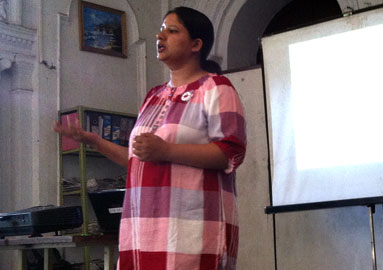 Archana on Psychosocial Wellbeing